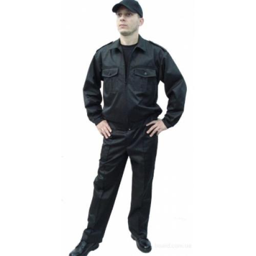 Костюм Охрана