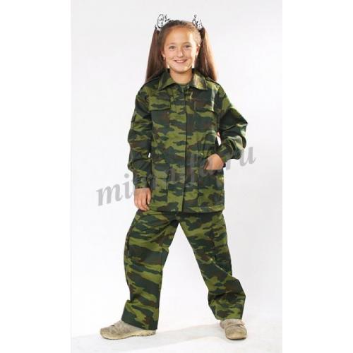 Костюм военно-полевой (подростковый)