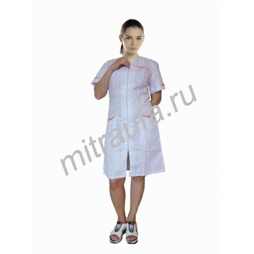 Халат медицинский М-297