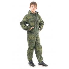 Маскхалат детский (пиксель)