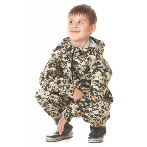 Маскхалат детский (Флек)