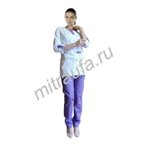 Костюм медицинский М-352 (сатори стрейч)