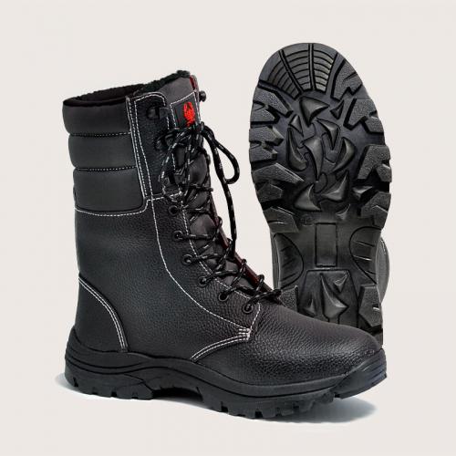 Зимние ботинки с высоким берцем «Омон Скорпион»