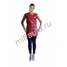 Куртка Лак (красная)