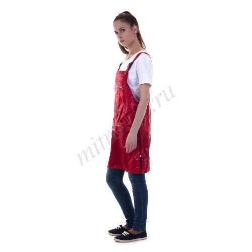 Сарафан Лак (красный)